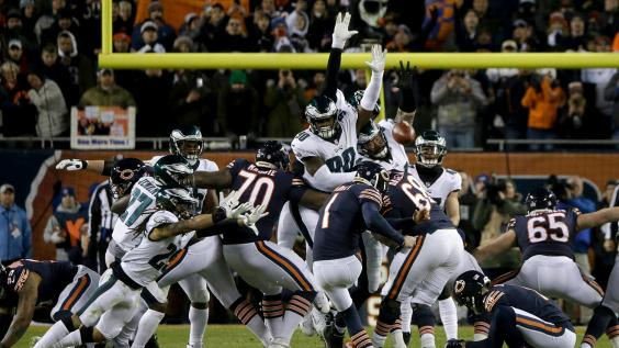 NFL Wild Card: Bene i Colts, sorpresa Eagles