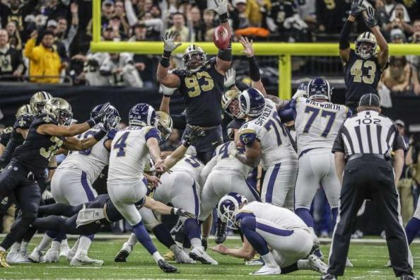 NFL: New England Patriots e Los Angeles Rams al Superbowl LIII