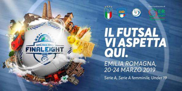 Futsal, Final Eight Coppa Italia. Archiviati i quarti, si parte domani con le semifinali