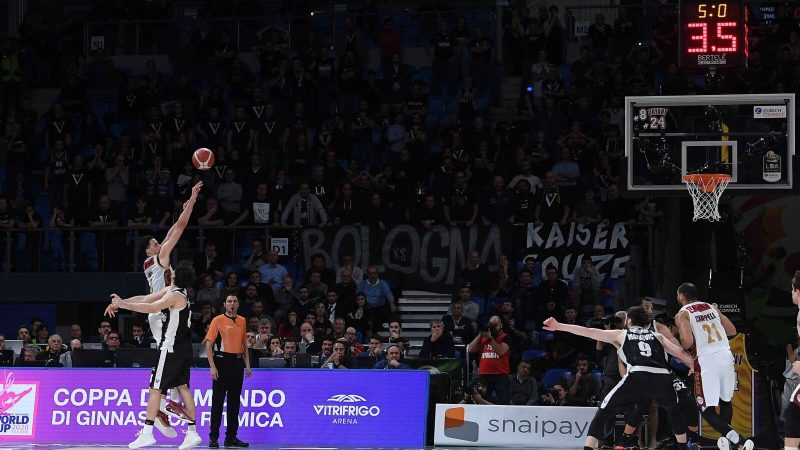 Final Eight Coppa Italia 2020: Venezia elimina la Virtus Bologna, tutto facile per Milano