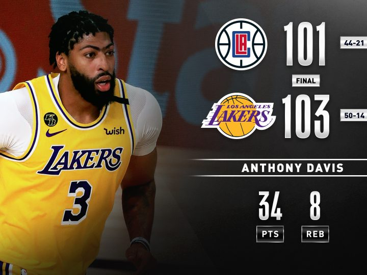 Riparte la NBA: vincono Jazz e Lakers nel derby di Los Angeles