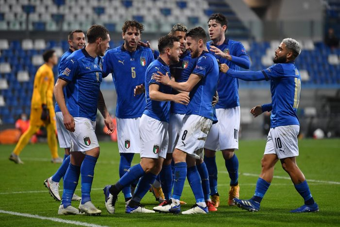 Nations League, l'Italia batte la Polonia e vola in testa al Girone A