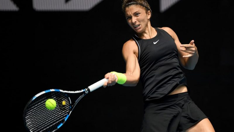 Australian Open 2021, Day 5 | Serena Williams fa '90', esce Sara Errani